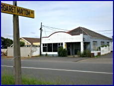 The front of the building at 169 Umhlanga Rocks Drive.